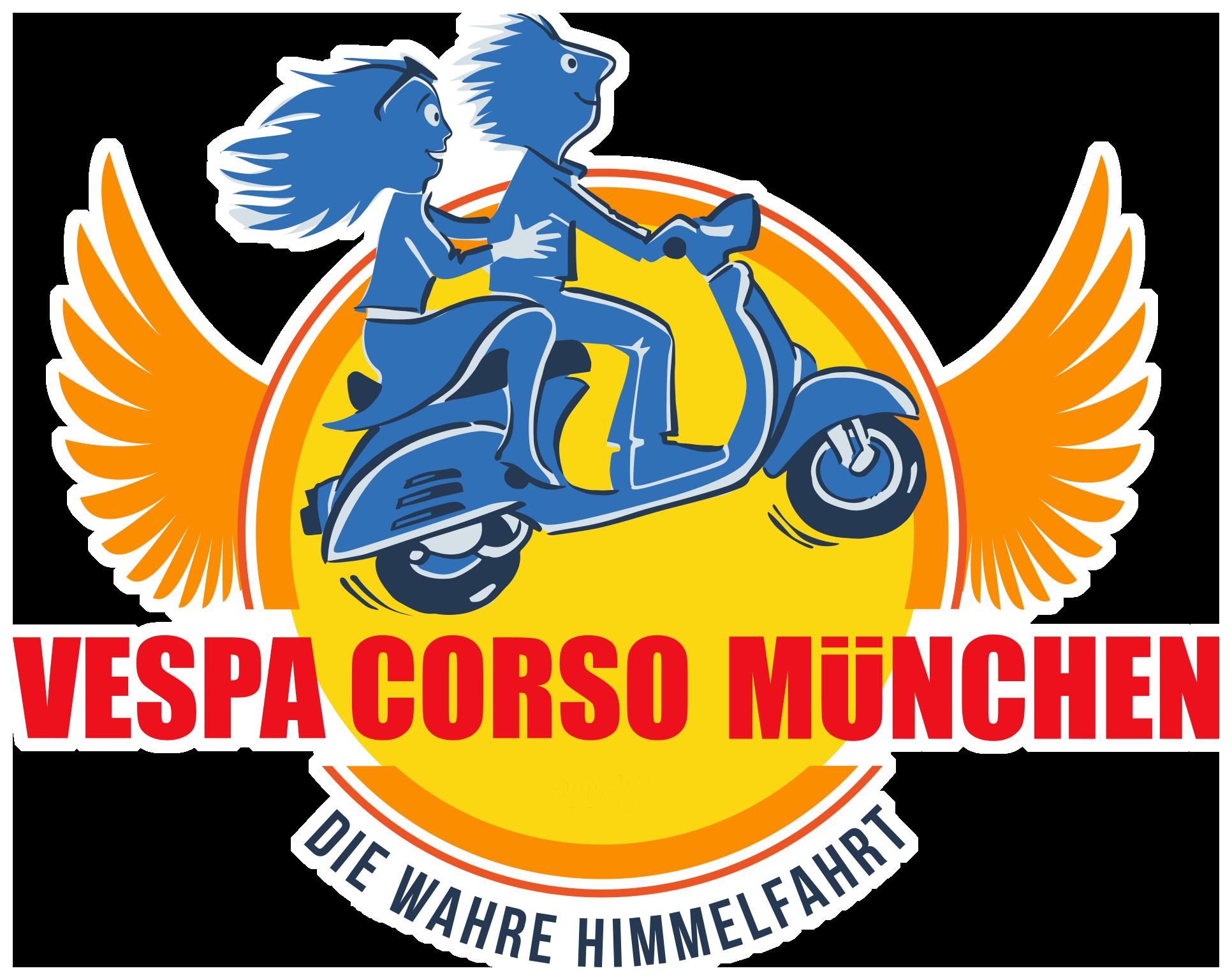 VESPA CORSO MÜNCHEN 2020